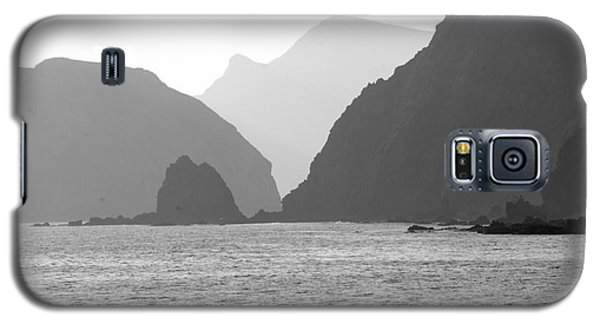 Channel Islands Sunset Galaxy S5 Case
