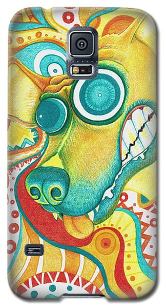 Chaotic Canine Galaxy S5 Case