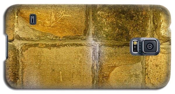 Chapel Floor In Mont-st-michel Galaxy S5 Case