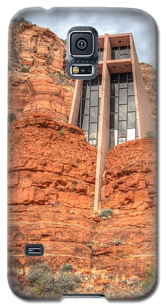 Chapel Of The Holy Cross Galaxy S5 Case