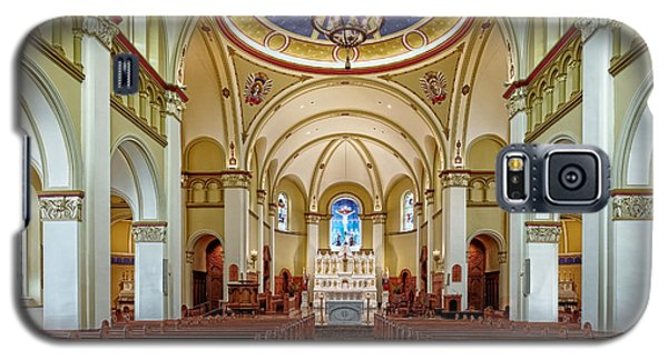 Galaxy S5 Case featuring the photograph Chapel Of The Immaculate Conception by Jim Thompson
