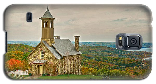 Chapel Of The Ozarks Galaxy S5 Case