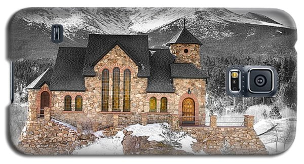 Chapel On The Rock Bwsc Galaxy S5 Case by James BO  Insogna