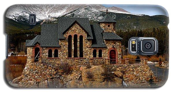 Chapel On The Rocks Galaxy S5 Case