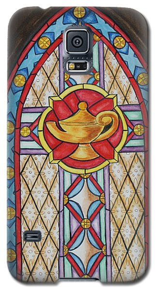 Chapel Window Galaxy S5 Case