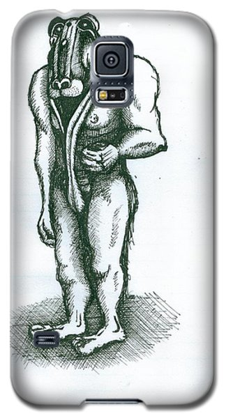 Character Sketch Galaxy S5 Case