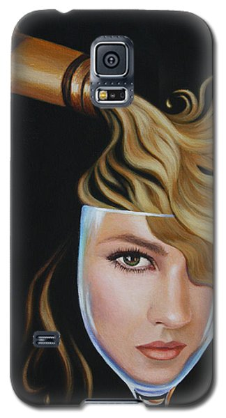 Chardonnae Galaxy S5 Case by Sandi Whetzel