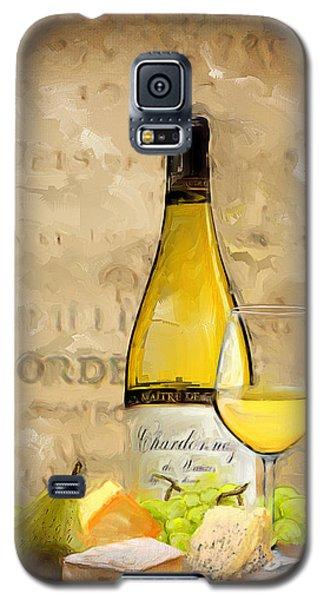 Chardonnay Iv Galaxy S5 Case