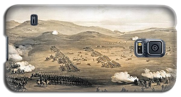 Charge Of The Light Cavalry Brigade Galaxy S5 Case
