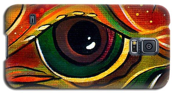 Charismatic Spirit Eye Galaxy S5 Case by Deborha Kerr