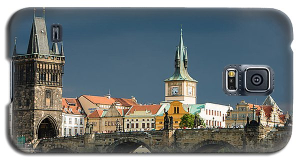Charles Bridge Prague Galaxy S5 Case