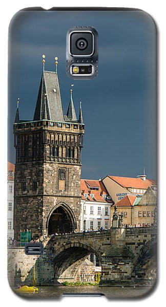 Charles Bridge Prague Galaxy S5 Case