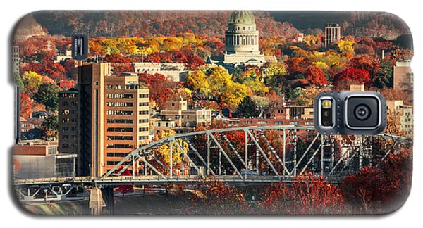 Charleston And Wv Capitol Galaxy S5 Case