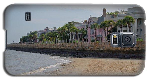 Charleston Battery Galaxy S5 Case by Serge Skiba