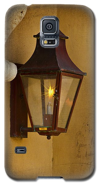 Charleston Carriage Light Galaxy S5 Case by Bill Barber