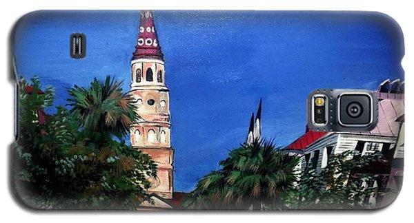 Charleston Church Street  Galaxy S5 Case