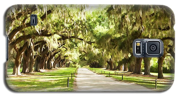 Galaxy S5 Case featuring the photograph Charleston by Linda Blair