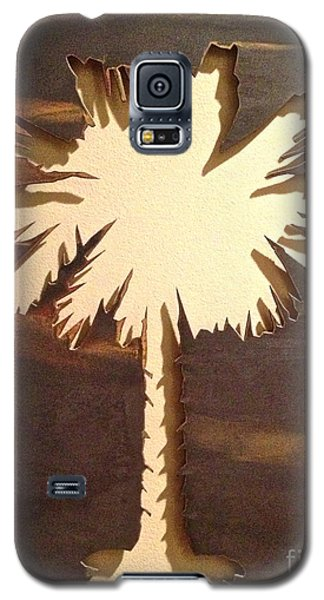 Charleston Palmetto Galaxy S5 Case
