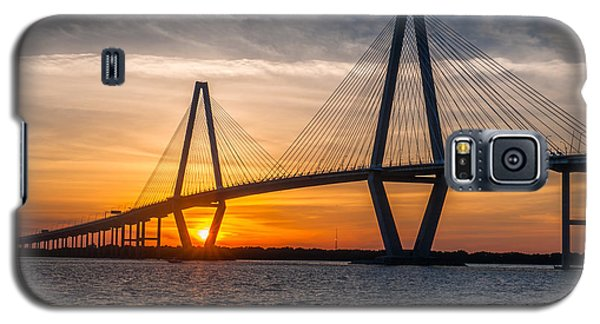 Charleston Sun Setting  Galaxy S5 Case