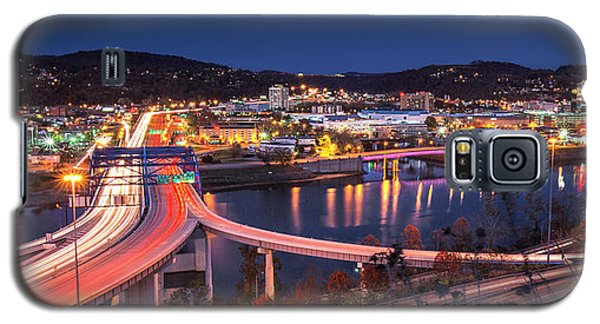 Charleston Wv At Night Galaxy S5 Case
