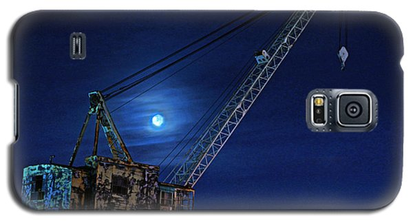 Charlestown Navy Yard 02 Galaxy S5 Case