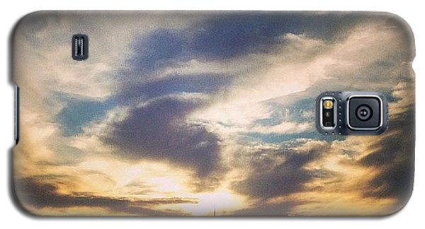 Scenic Galaxy S5 Case - Charlevoix Sunset by Christy Beckwith