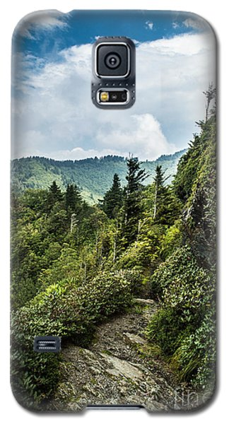 Galaxy S5 Case featuring the photograph Charlies Bunion Trail by Debbie Green