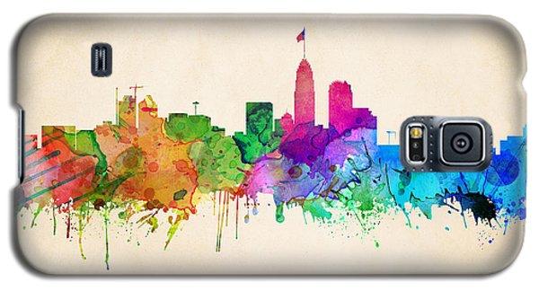 Charlotte Cityscape Galaxy S5 Case