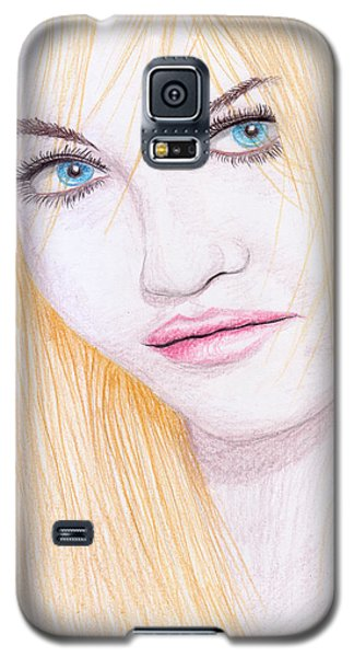 Charlotte Free Galaxy S5 Case