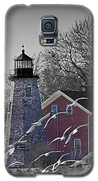 The Charlotte Genesee Lighthouse Galaxy S5 Case by Richard Engelbrecht