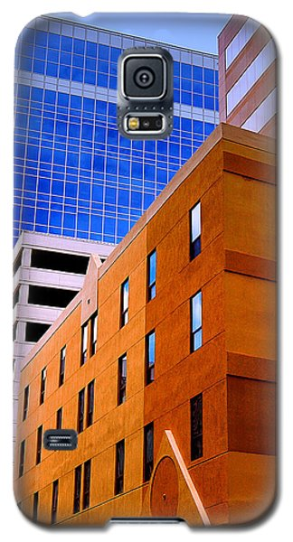 Charlotte Nc Downtown Galaxy S5 Case