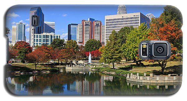 Charlotte North Carolina Marshall Park Galaxy S5 Case