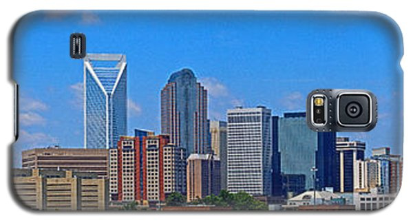 Charlotte Panorama Galaxy S5 Case