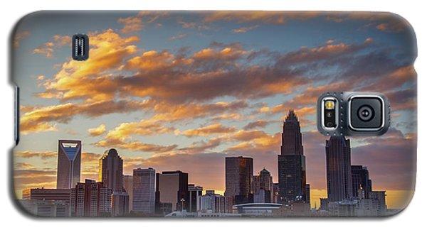 Charlotte Sunset Galaxy S5 Case by Serge Skiba