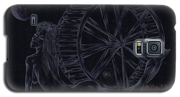 Charm Of The Moon. Galaxy S5 Case by Kenneth Clarke