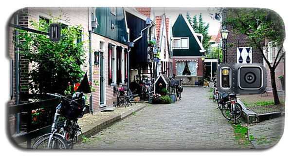 Galaxy S5 Case featuring the photograph Charming Dutch Village by Joe  Ng