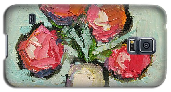 Charming Still Life Galaxy S5 Case by Becky Kim