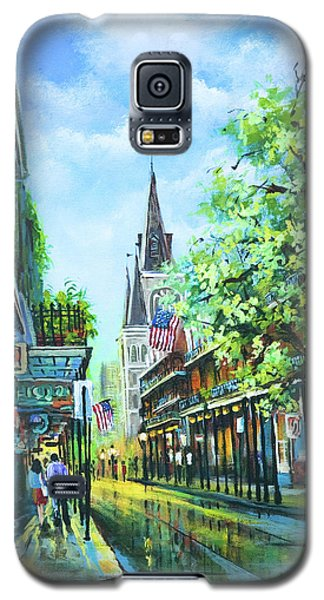 Chartres Afternoon Galaxy S5 Case by Dianne Parks