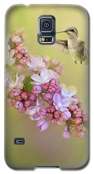 Chasing Lilacs Galaxy S5 Case