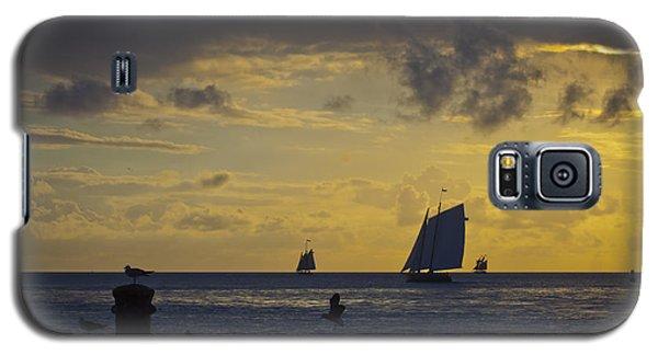 Chasing The Wind Vii Galaxy S5 Case by Scott Meyer