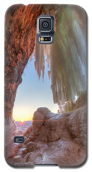 Chasing Waterfalls Galaxy S5 Case