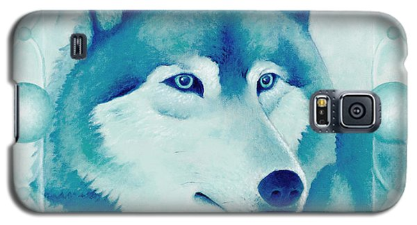 Chasing Wolf Galaxy S5 Case