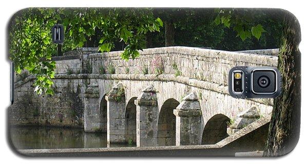 Chateau Chambord Bridge Galaxy S5 Case by HEVi FineArt