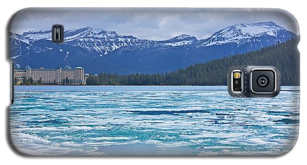 Chateau Lake Louise #2 Galaxy S5 Case