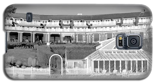 Chatham Bars Inn B And W Galaxy S5 Case