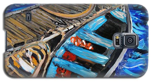 Chatham Blue Galaxy S5 Case