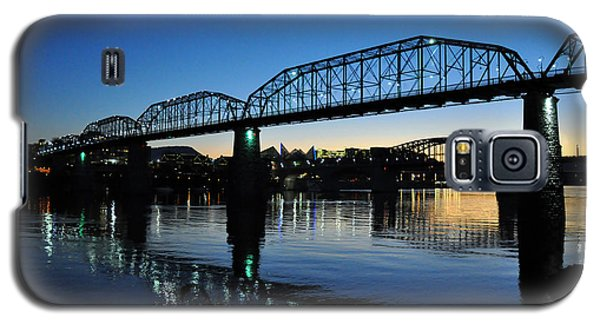 Tennessee River Bridges Chattanooga Galaxy S5 Case