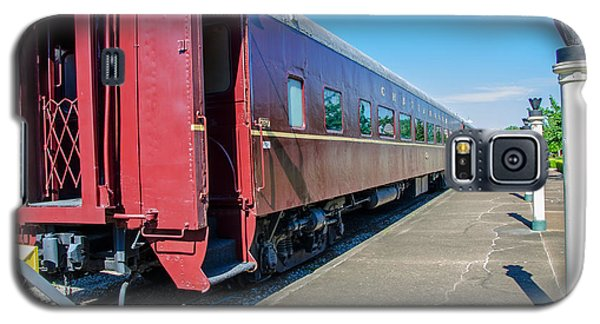 Galaxy S5 Case featuring the photograph Chattanooga Choo Choo 1 by Susan  McMenamin