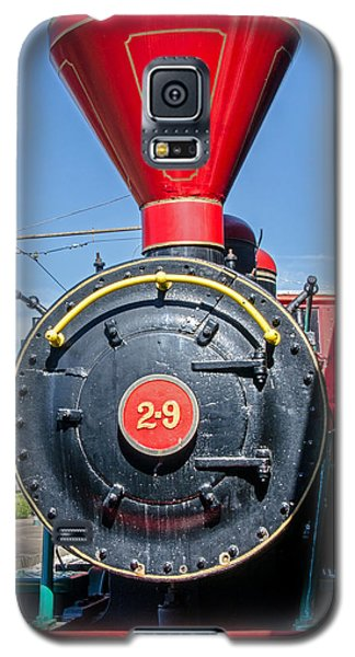 Chattanooga Choo Choo Steam Engine Galaxy S5 Case