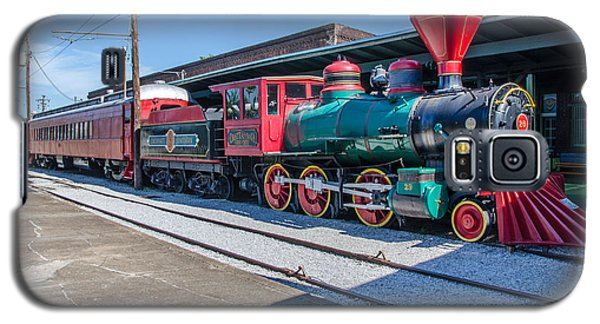 Galaxy S5 Case featuring the photograph Chattanooga Choo Choo by Susan  McMenamin